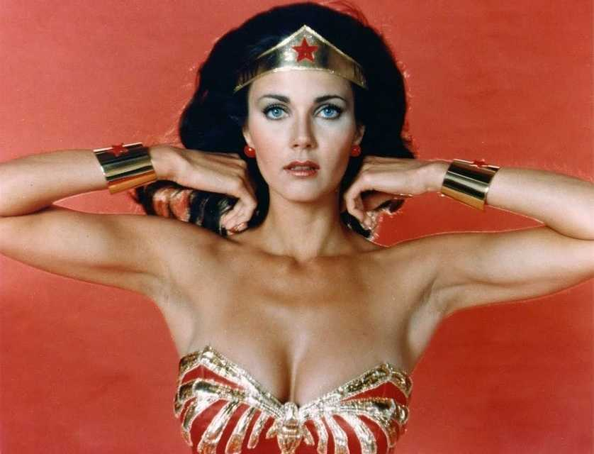 Wonder Woman Lynda Carter Joins CW 'Supergirl' As POTUS