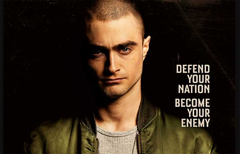 Daniel Radcliffe Gets Racist in 'Imperium' Trailer