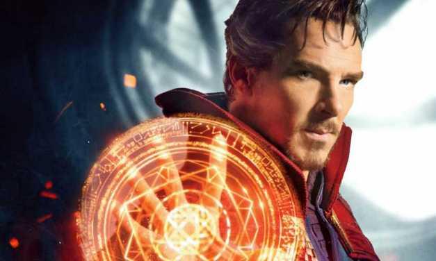 Second 'Doctor Strange' Trailer Debuts At SDCC 2016