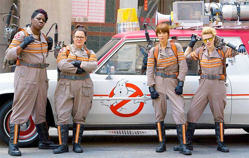 Paul Feig's 'Ghostbusters' Film Has an Unfair, Sexist PC Bias