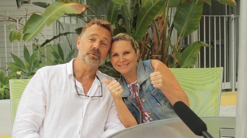 Exclusive: John Schneider & Alicia Allain Talk CineFlix ...