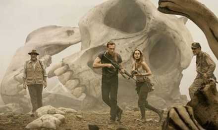 'Kong: Skull Island' Trailer Debuts At SDCC 2016