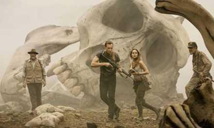 'Kong: Skull Island' Trailer Debuts At SDCC 2016