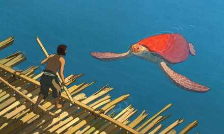 "Studio Ghibli's New Film ""The Red Turtle"" Announced"