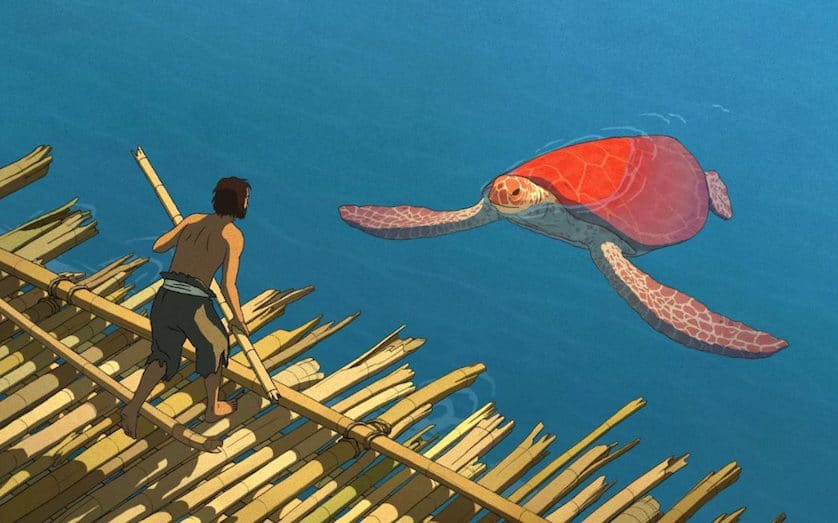 "Studio Ghibli's New Film ""The Red Turtle"" Announced"