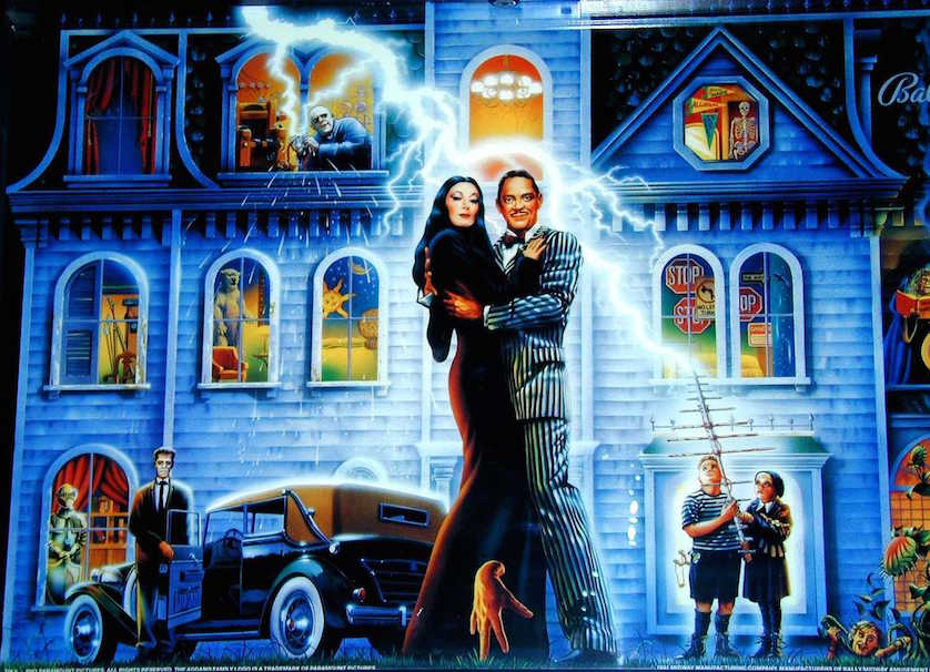 But Is It Really That Stupid: Addams Family Movies