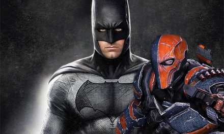 Did Ben Affleck Just Reveal Deathstroke As The Batman Movie Villain?