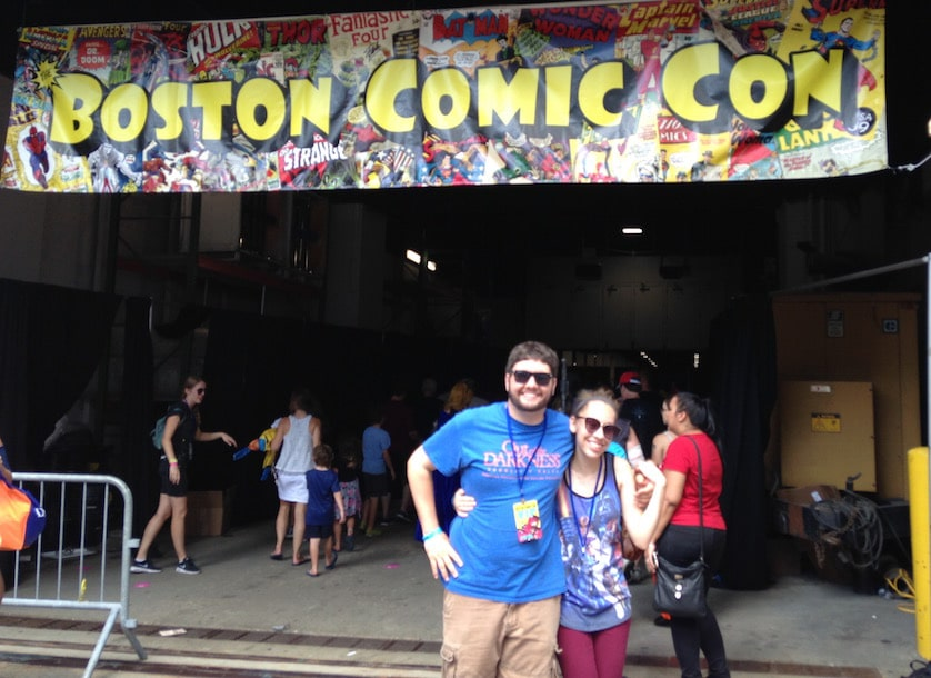 Boston Comic Con 2016 Recap