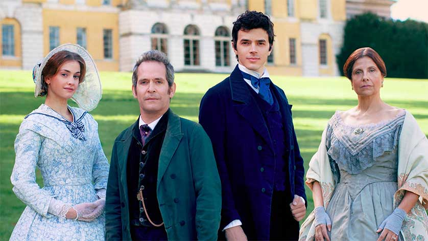 'Downton Abbey' Writer's Miniseries 'Doctor Thorne' Gets Digital Release