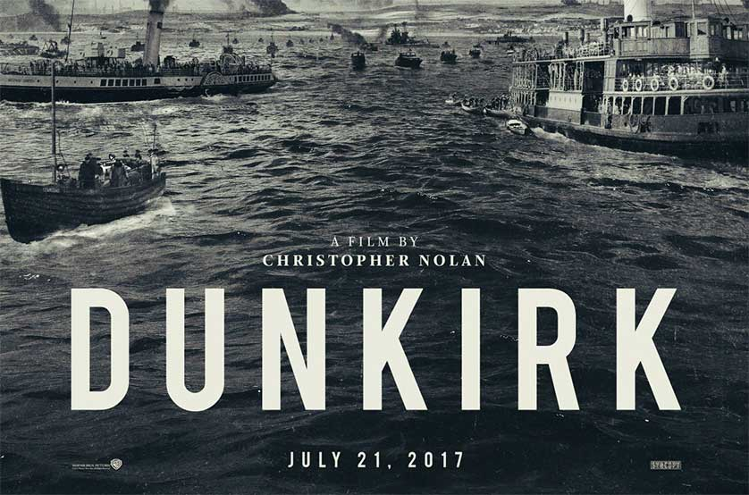 Trailer For Christopher Nolan's 'Dunkirk' Premieres