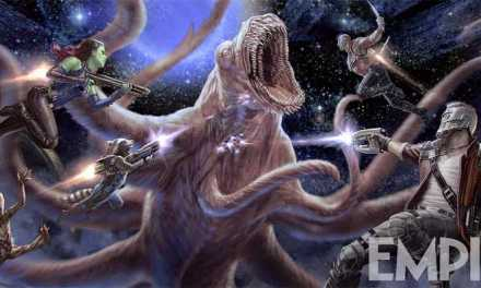 'Guardians of the Galaxy 2' Concept Art Reveals Alien Space Battle