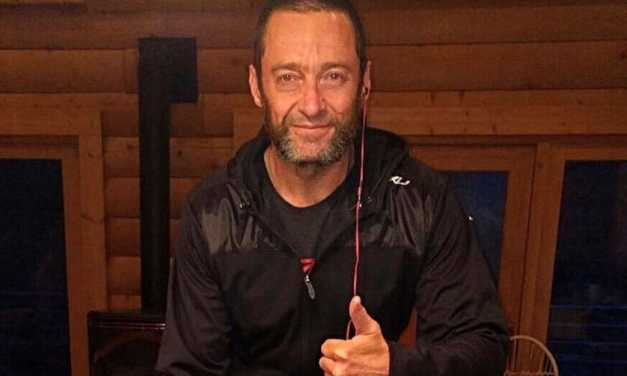 Did Hugh Jackman Just Leak Old Man Logan 'Wolverine 3' Pic?