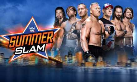 Review: WWE SummerSlam [2016] PPV