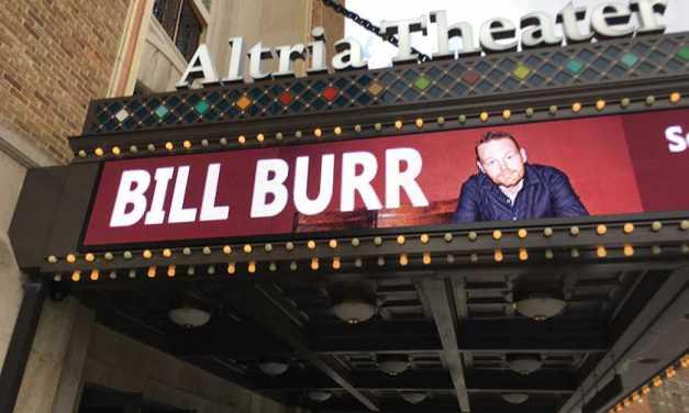 Bill Burr Brings Politically Incorrect Laughs To Richmond