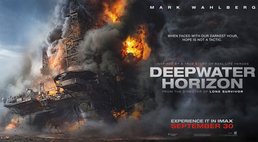 Review: 'Deepwater Horizon' Is An Idle Start Transitioning ... Mark Wahlberg Wife