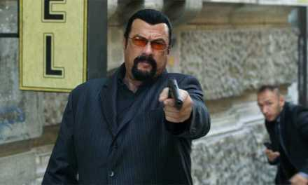 'End of a Gun' Clip Shows Steven Seagal Back In Action