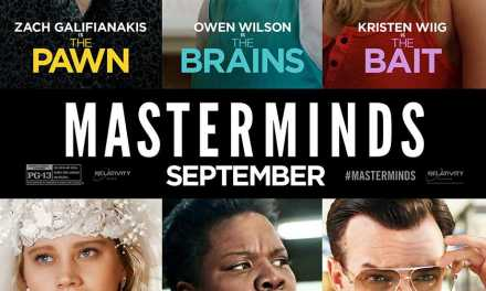 Contest: 'Masterminds' Prize Pack Enter Now!