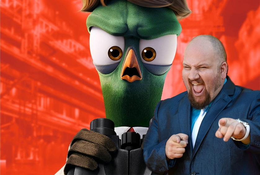 Exclusive: 'Storks' Star Stephen Kramer Glickman Talks Voice Acting And Trump