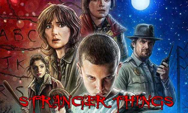 This 'Stranger Things' 'Buffy' Mashup Makes My Heart Happy