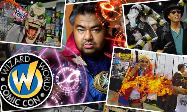 Wizard World Comic Con Richmond 2016 Recap & Cosplay Gallery