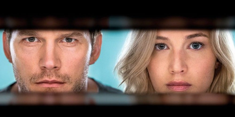 Passengers Trailer: Promising Sci-Fi Thriller Stars Lawrence and Pratt