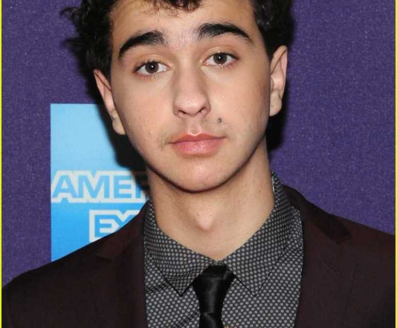 Interview: Alex Wolff, star of 'Coming Through the Rye'