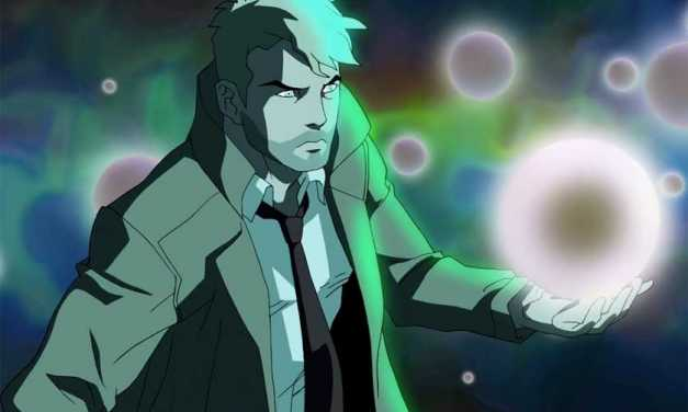 John Constantine Is Back As Matt Ryan Gets CW Seed Series