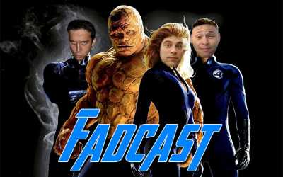 FadCast Ep. 109 | Superhero Team Movies from X-Men to Justice League ft. Keith