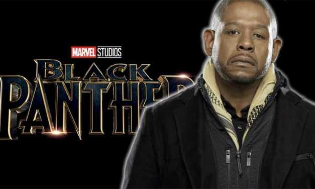 Forest Whitaker Joins 'Black Panther' Cast