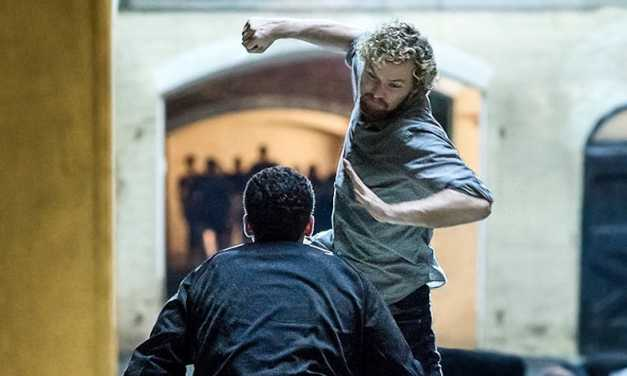 Marvel's 'Iron Fist' Sets March Netflix Release Date w/ First Look Photo & Teaser