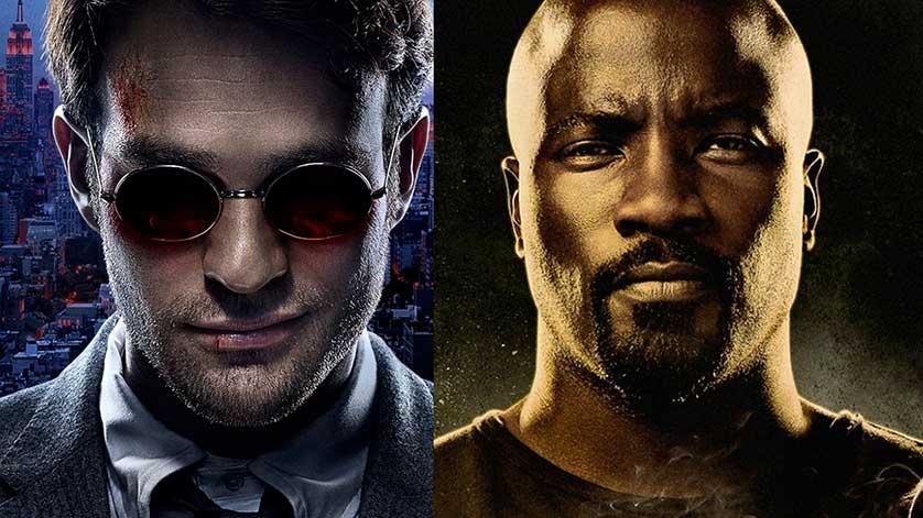 Netflix's 'Luke Cage' Hallway Fight Scene Versus 'Daredevil'