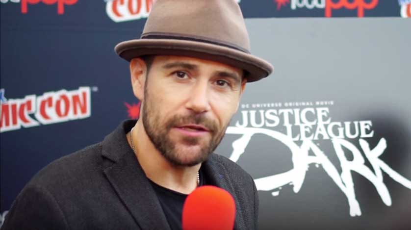 Exclusive: Matt Ryan Responds To 'Constantine' Revival And 'Justice League Dark'