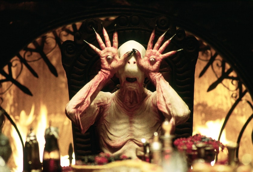 The Top 5 Scariest Characters in Film/TV