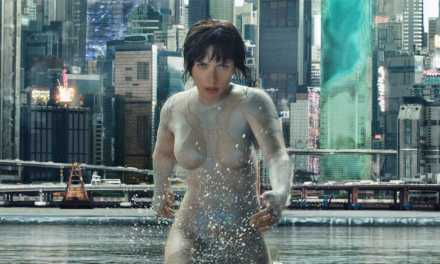 ICYMI: 'Ghost In The Shell' First Trailer With Scarlett Johansson