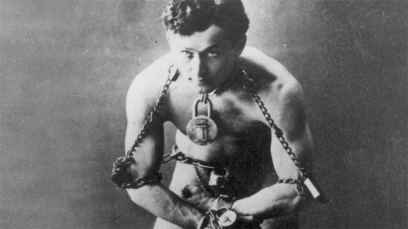 Houdini Biopic To Be Directed By Dan Trachtenberg
