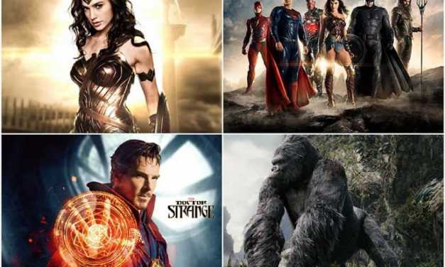 Top 10 Movie Trailers Of 2016