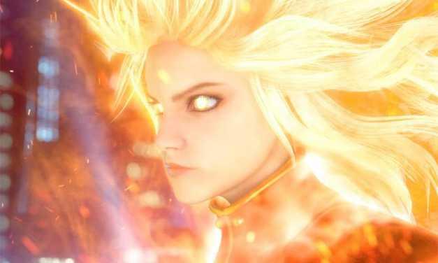 What 'Marvel vs Capcom Infinite' Reveals About Brie Larson's Captain Marvel In The MCU