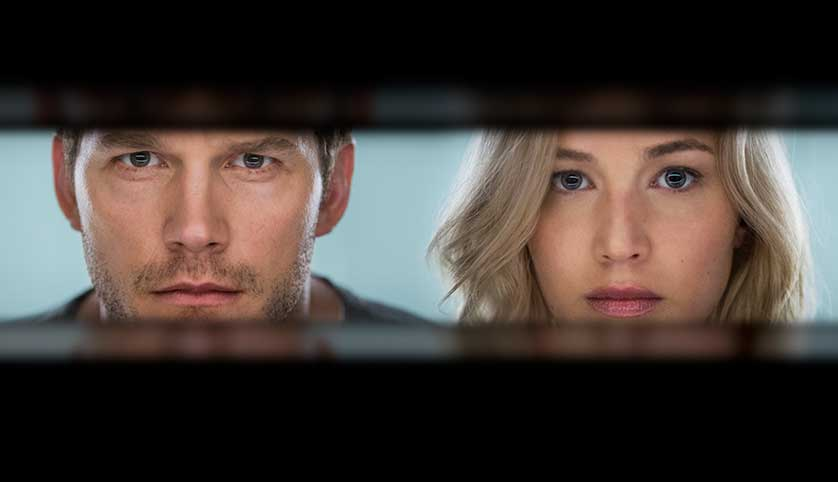 Review: 'Passengers' Is A Fun Ride Despite Rotten Tomatoes Pompous Consensus