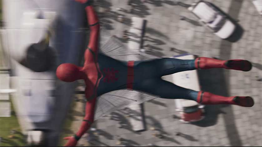 'Spider-Man Homecoming' Teaser Trailer Arrives Before Full Trailer Tomorrow
