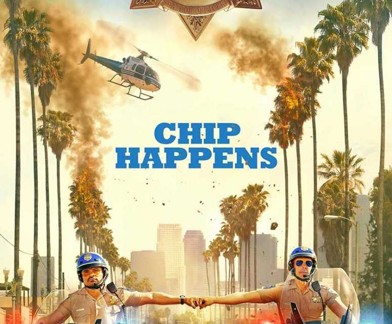 'CHIPs' Trailer Premieres Starring Michael Peña and Dax Shepard