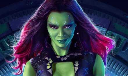 Zoe Saldana Confirms Gamora Is In 'Avengers: Infinity War'