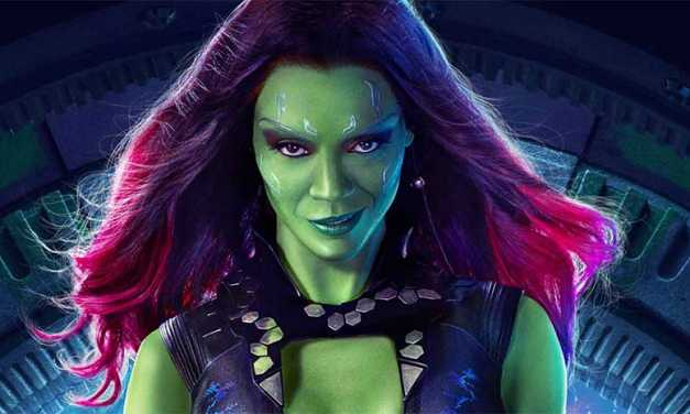Zoe Saldana Confirms Gamora Is In 'Avengers: Infinity War'