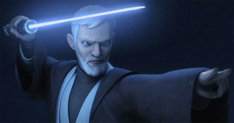 'Star Wars Rebels Season 3' Trailer Teases Obi-Wan & Darth Maul Encounter