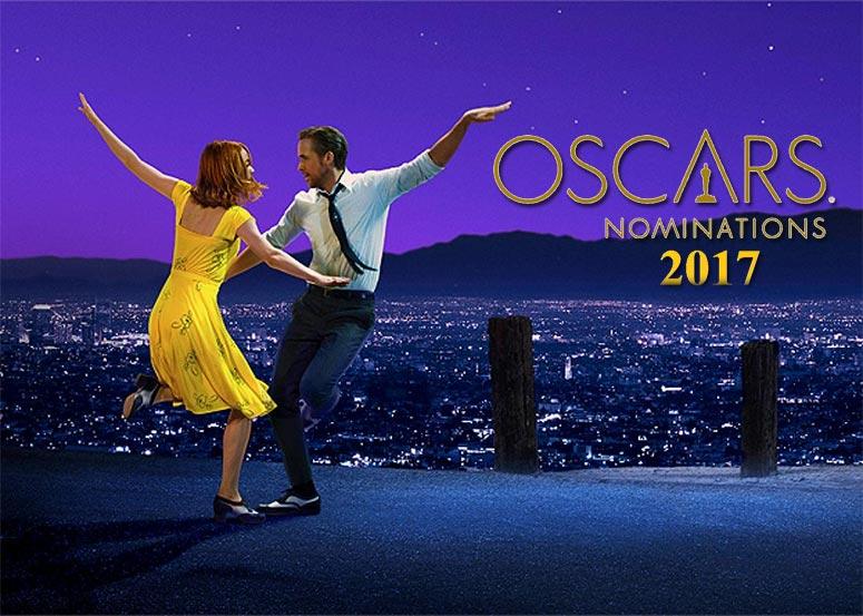 Academy Awards 2017 Nominations Have 'La La Land' Dominating As Predicted