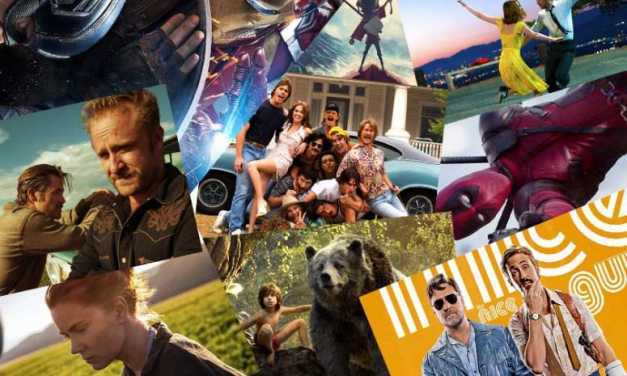 Derek's Top 10 Best Movies of 2016