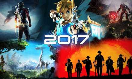 Top Video Games On My Radar For 2017