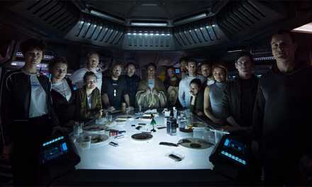 'Alien: Covenant' Prologue Footage Titled 'The Last Supper' Hits The Web