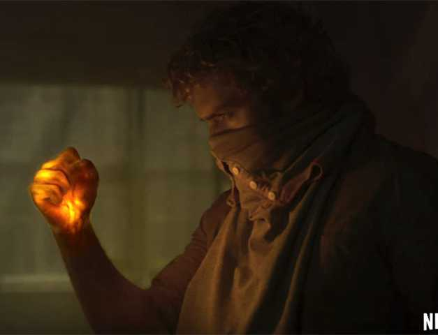 Danny Rand Shows Off His 'Iron Fist' In Netflix's First Full Trailer
