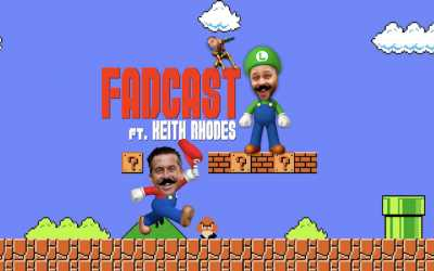 FadCast Ep. 128 | Nintendo Games Turned Movies While Playing Mario Kart Double Dash Ft. Keith Rhodes