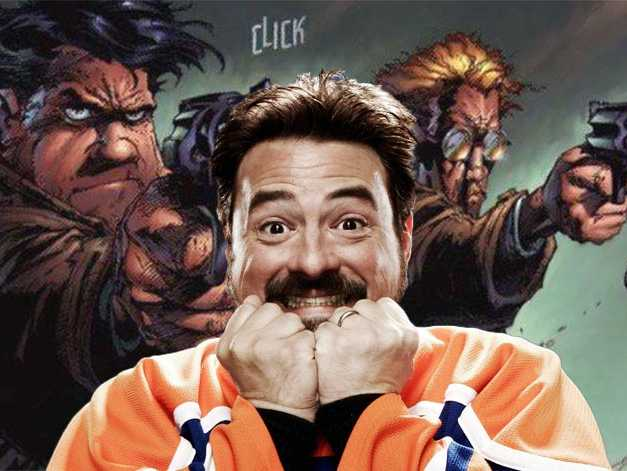 Kevin Smith Helming 'Spawn' Spin-off Series For The BBC